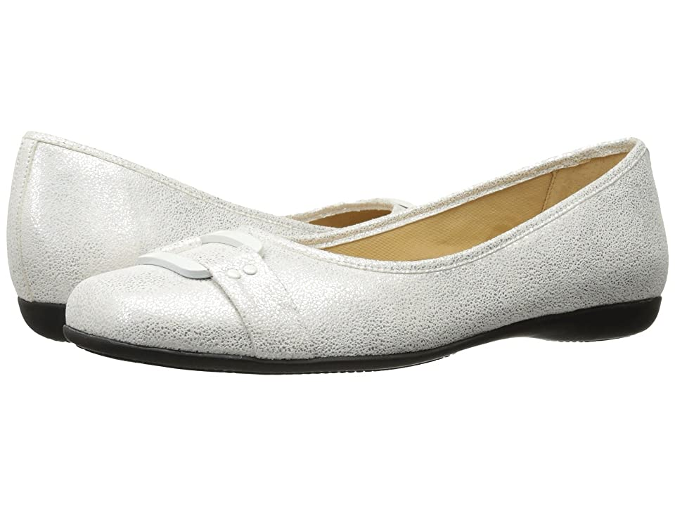 Trotters Sizzle Signature (White Pearl) Women