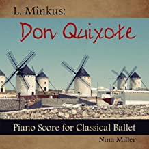 L. Minkus: Don Quixote - Piano Score for Classical Ballet