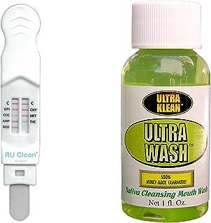 Best Ultra Wash Mouthwash + Saliva Test Review