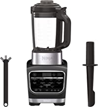 Ninja Foodi Cold & Hot Cook Hot Soups, Sauces and Dips Blender with 1400 Peak Watts to Crush Frozen Drinks & Smoothies Non...