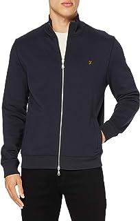 Farah Men's Bowmont Cardigan Sweater