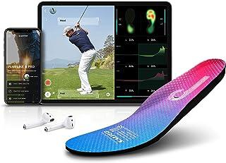 Salted Plantilla Inteligente con Golf para Android e iOS, Dispositivo portátil IoT, Resistente al Agua IP68, Cargador magn...