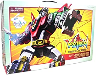 Toynami Voltron 30th Anniversary Collectors Action Figures Set