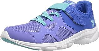 Under Armour Kids' Pre School Pace Adjustable Closure Sneaker