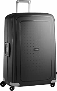S'Cure Hardside Luggage with Double Spinner Wheels