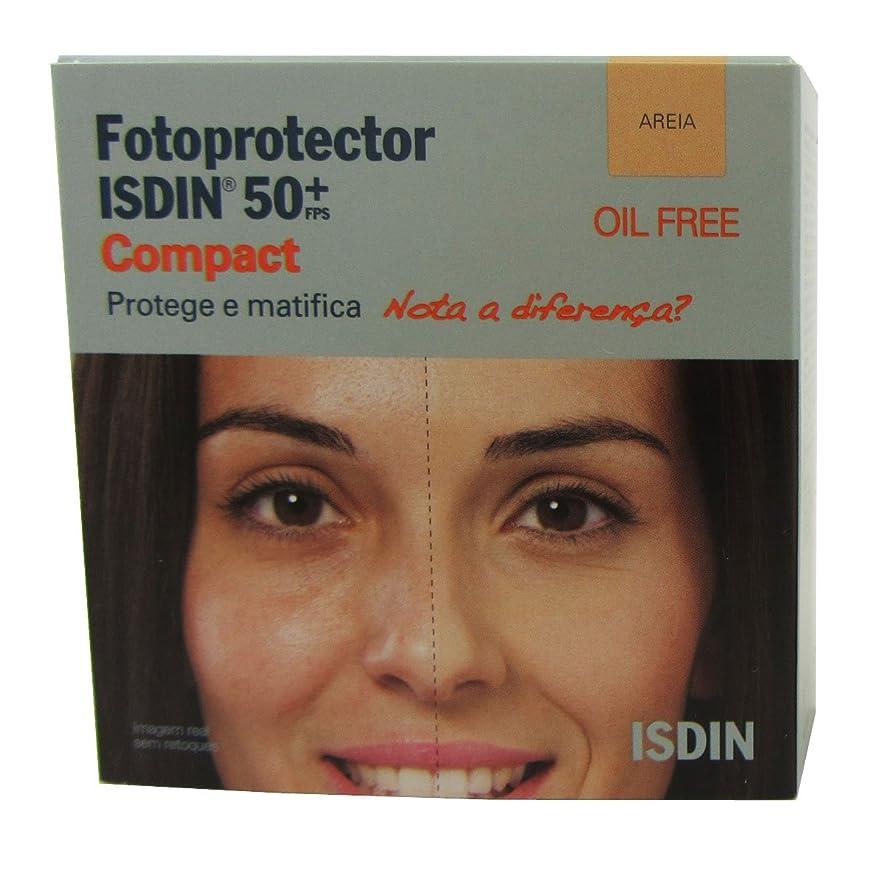 カブ剃る器用Isdin Photoprotector Compact 50+ Sand 10g [並行輸入品]
