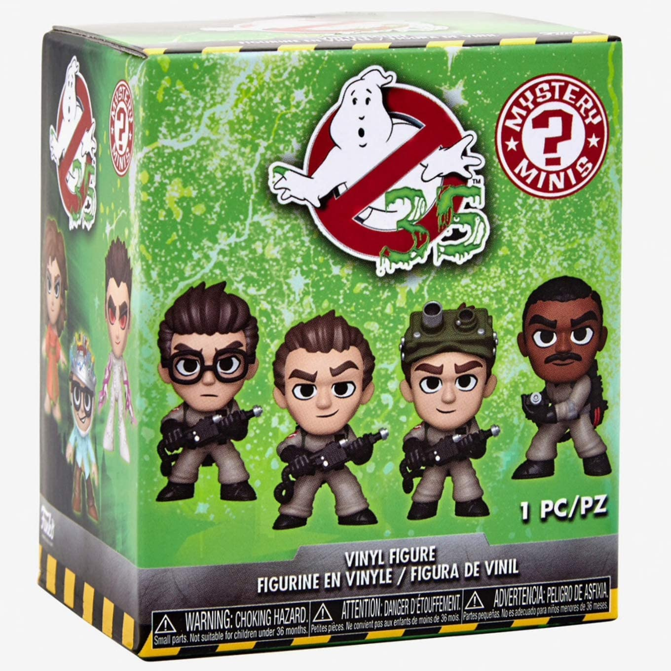 """GHOTBUSTERS Mystery Minis Blind Box 2.5/"""" Funko Vinyl Figures Display #NEW 12"""