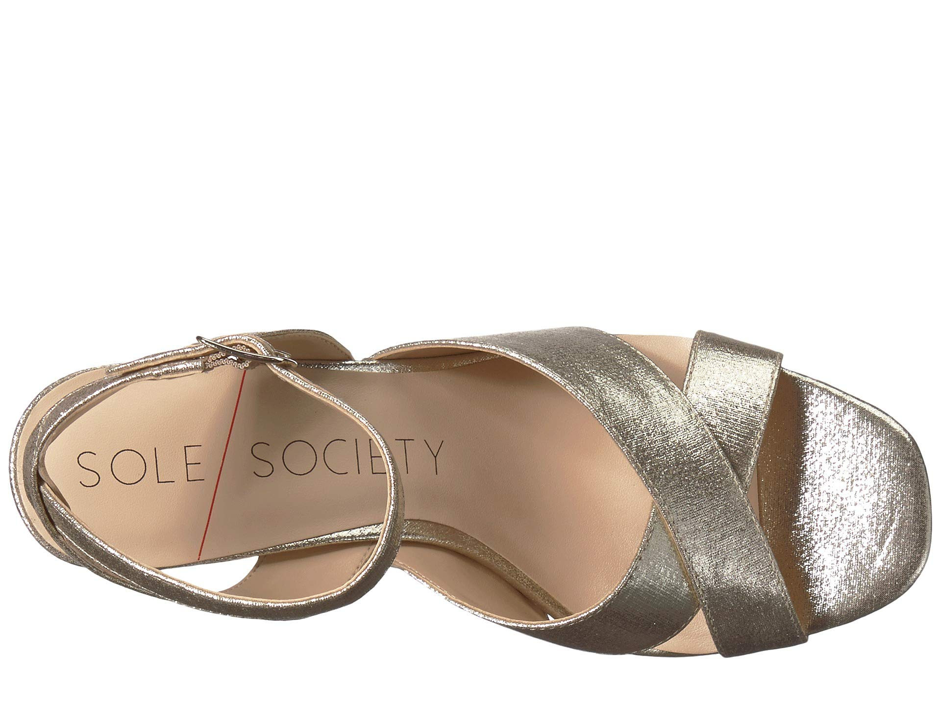 Pu Odyssey Champagne Sole Society Gold Cassidea xqwgnIXTF
