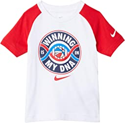 Winning Is In My DNA Tee (Toddler)