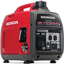 Honda EU2200i 2200-Watt 120-Volt Super Quiet Portable Inverter Generator
