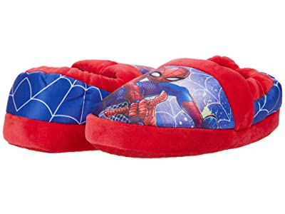 Favorite Characters Spidermantm Low Slipper SPF260 (Toddler/Little Kid) (Blue) Boy