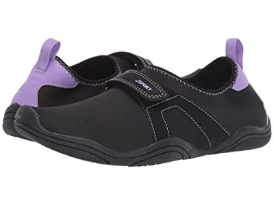 JBU Cycle Water Ready (Black/Lavender) Women