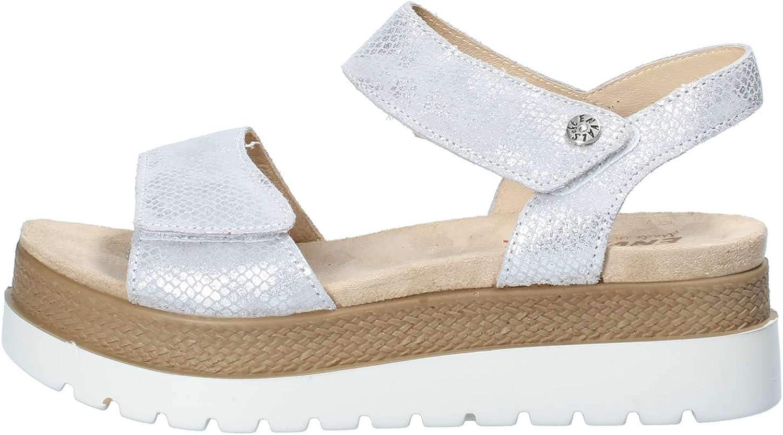 ENVAL SOFT skor kvinna Sandals med plattform 1280255 silver