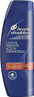Head and Shoulders Clinical Strength Anti-Dandruff Shampoo 400mL