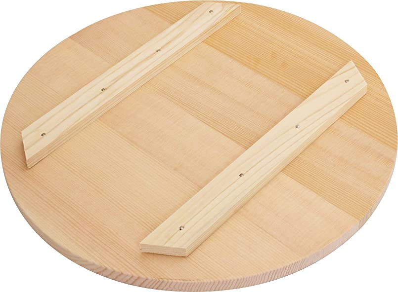 学部長追跡階層市原木工所 押し蓋 漬物 木製 業務用 直径33cm
