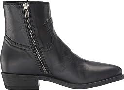 Black Soft Full Grain Leather
