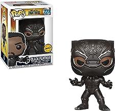 Funko Pop! - Marvel Black Panther: Chase Figura de vinilo (23129) Versión CHASE