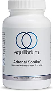 Adrenal Soothe | Stress and Anxiety Relief | Improves Mood, Panic Attack Relief, Relaxation | Ashwagandha, Rhodiola Rosea,...