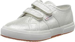 Superga 2750-lamestrapj, Chaussures de Gymnastique Mixte Enfant