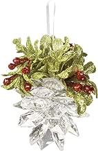 Ganz Wedding Christmas Kissing Krystals 4.5