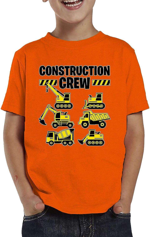 SpiritForged Apparel Construction Crew Toddler T-Shirt