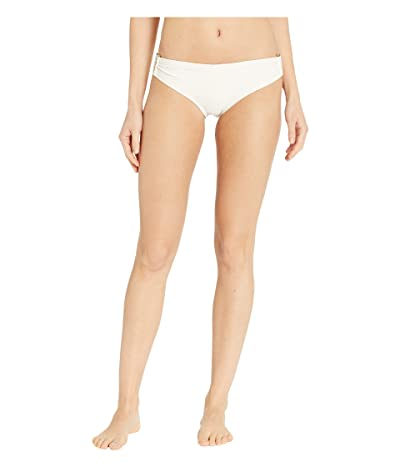 Vince Camuto Pacific Wave Texture Smooth Fit Bikini Bottoms (Sand) Women
