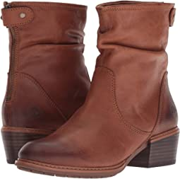 Sutherlin Bay Mid Back Zip Boot