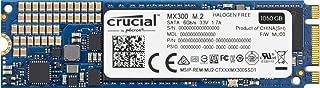Crucial MX300 CT1050MX300SSD4 SSD Interno, 1 TB, 3D NAND, SATA, M.2 (2280)