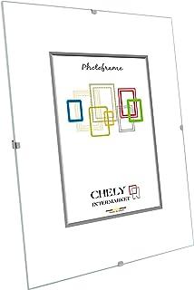 Chely Intermarket, Marco Clip 30x45 cm de metacrilato |