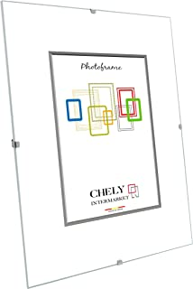 Chely Intermarket, Marco Clip 40x60 cm de metacrilato |