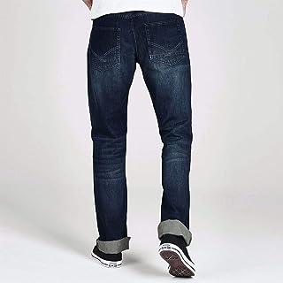 Firetrap Jeans Denim Tokyo Mens Trouser Pants Boot Dark Wash