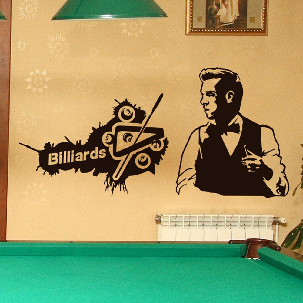 Sala de billar sala de billar Bar Club de entretenimiento Tienda ...