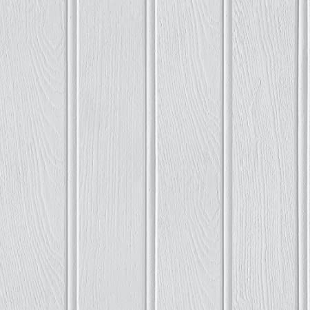 Arthouse Tongue & Groove Effect Wallpaper – Grey Wood Grain - Photographic Design – Rustic – Wood Slat Look - for Living Spaces & Feature Walls - 694300