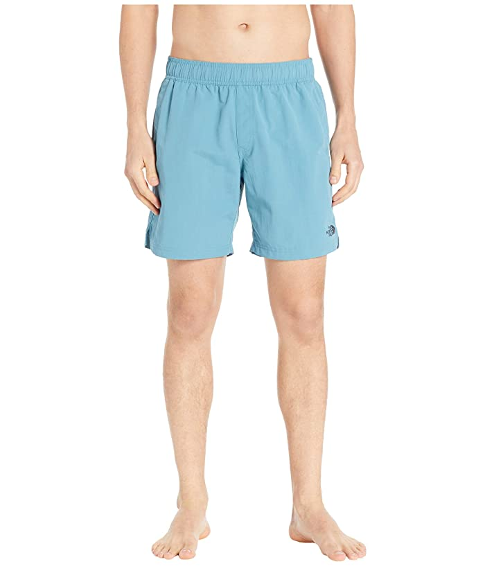 The North Face Class V 7 Pull-On Trunks (Storm Blue) Men