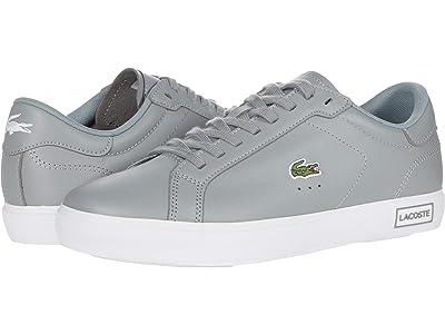 Lacoste Powercourt 0520 1 SFA (Grey/White) Women