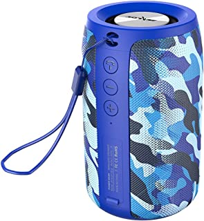$22 » Wireless Bluetooth Speakers Zealot S32 Mini Portable Speaker Clear Calls/Micro SD Card/U Disk/Line-in Modes for Yoga Gym A...