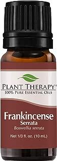 Plant Therapy Frankincense Serrata Essential Oils 100% Pure, Undiluted, Natural Aromatherapy, Therapeutic Grade 10 mL (1/3 oz)
