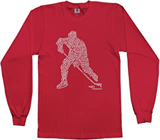 Best hockey player t shirts Reviews