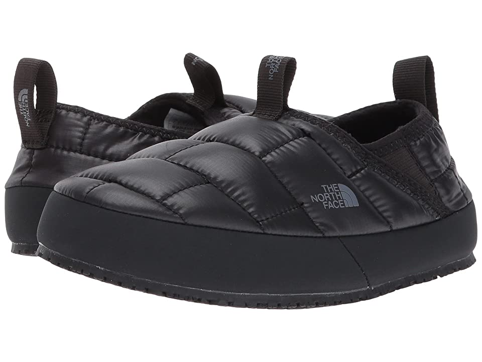 The North Face Kids Thermal Tent Mule II (Toddler/Little Kid/Big Kid) (TNF Black/TNF Black) Kids Shoes