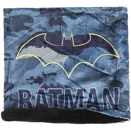 Cerdá Batman Set de bufanda, gorro y guantes para Niños