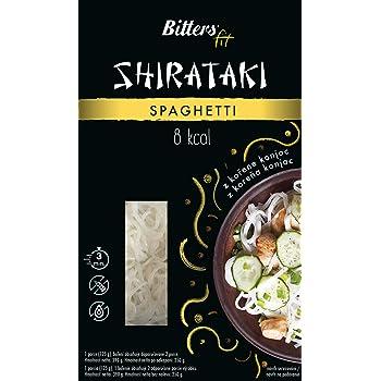Slim Pasta Noodles Harina Orgánica de Konjac, 5 Paquetes de 270 gr - Total: 1350 gr: Amazon.es: Alimentación y bebidas