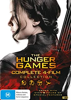 Hunger Games: Complete Collection (DVD)
