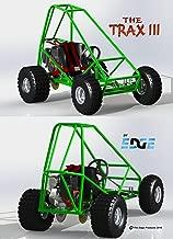 Trax III DIY Plans Off Road Go Kart Blueprints