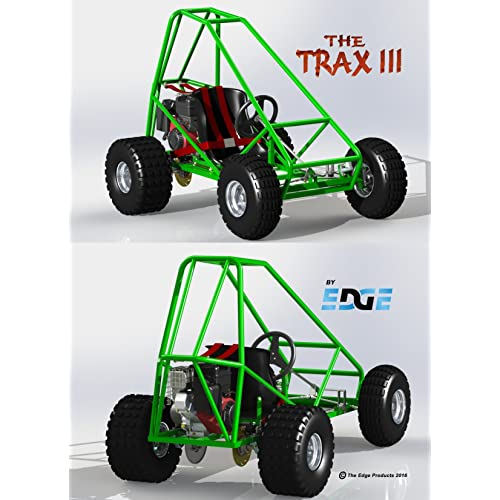 Trax III DIY Plans Off Road Go Kart Blueprints