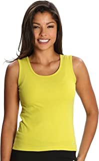 JOCKEY Lime Round Neck Tank Top For Women
