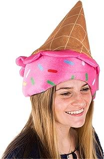 ice cream hat costume