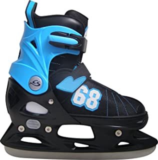 Cox Swain Adjustable in Size for Children Ice Skates Goal Size XS bis L