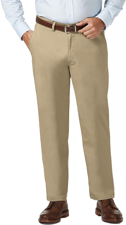 Haggar Men's OFFicial shop Big and Tall Fit Be super welcome Superflex Coastal Classic Comfort