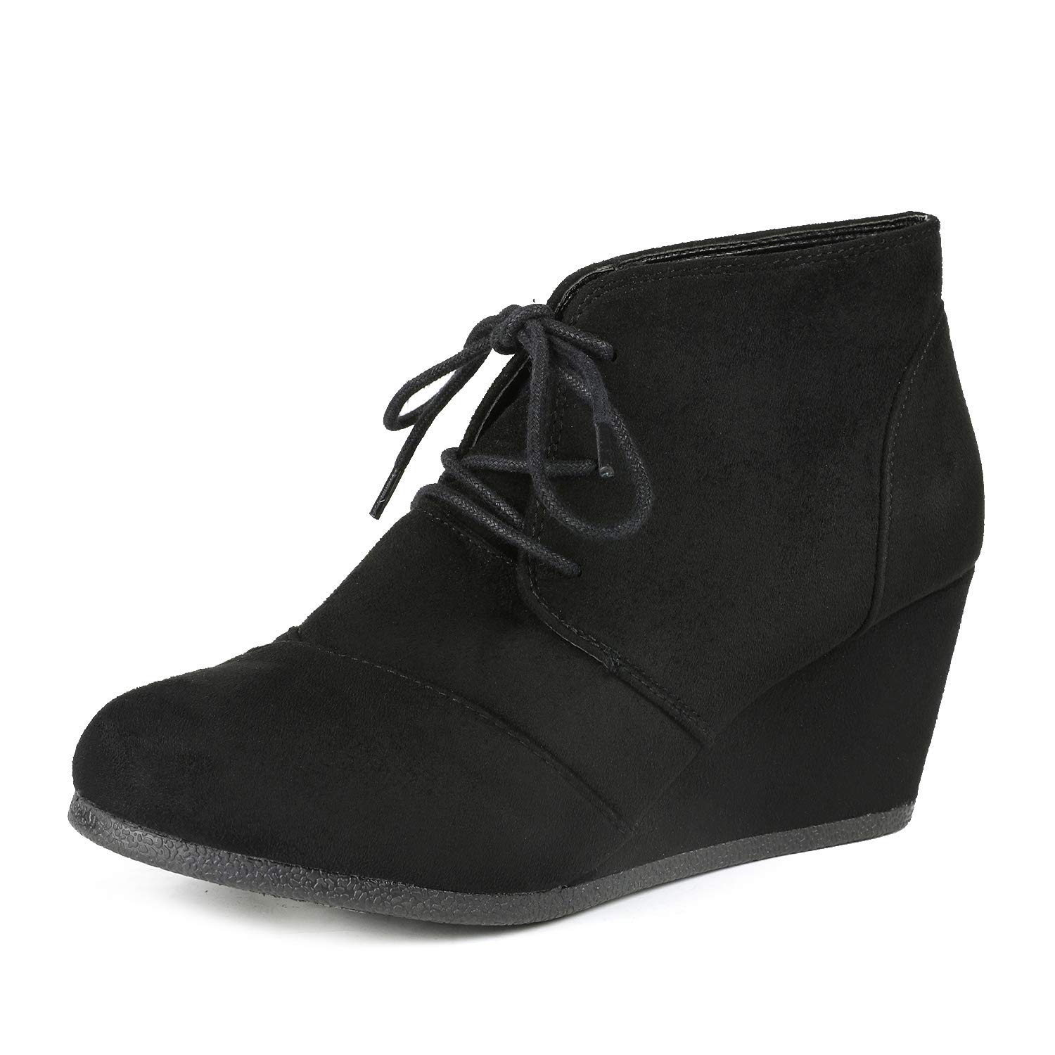 DREAM PAIRS Fashion Outdoor Booties
