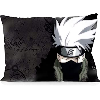 // 50x150cm Naruto Kakashi Hatake Double Sided hugs Body Pillow case Cushion Cover 50x137cm 20x54 Inch 20x59 Inch